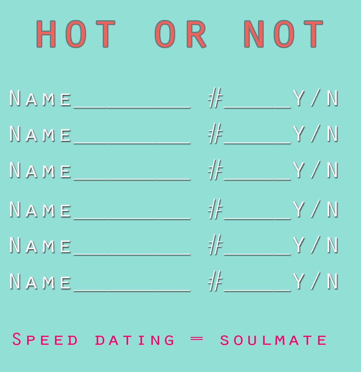 Dating screen names